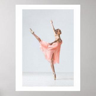 Bailarina elegante - SRF Posters