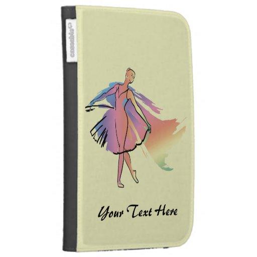 Bailarina en colores pastel (personalizada)