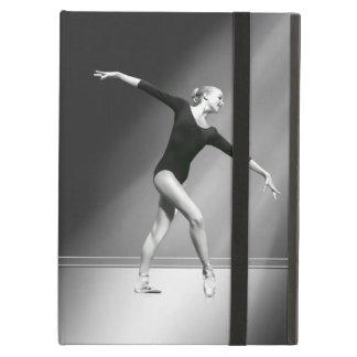 Bailarina en personalizable blanco y negro