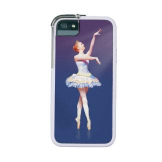 Bailarina en Pointe en proyector