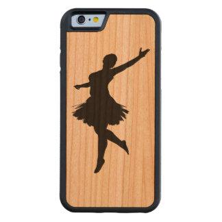 Bailarina Funda De iPhone 6 Bumper Cerezo
