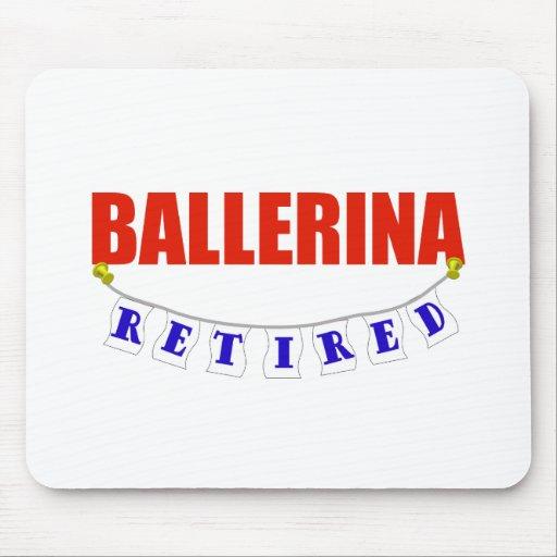 BAILARINA JUBILADA TAPETES DE RATONES