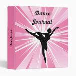 Bailarina rosada de la estrella