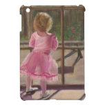 bailarina rosada iPad mini cárcasa
