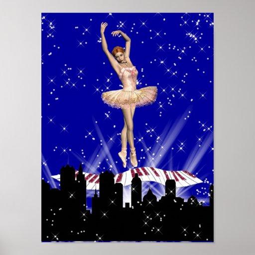 Bailarina - SRF Poster