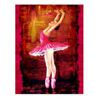 Bailarina Postales