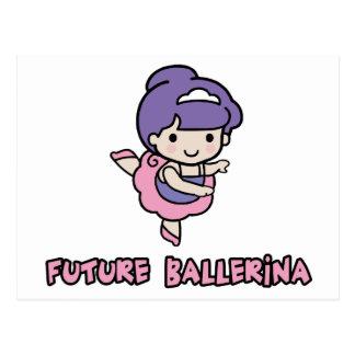 Bailarina Tarjetas Postales