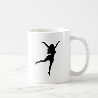 Bailarina Tazas