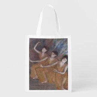 Bailarinas de Edgar Degas el | Trois Bolsas De La Compra