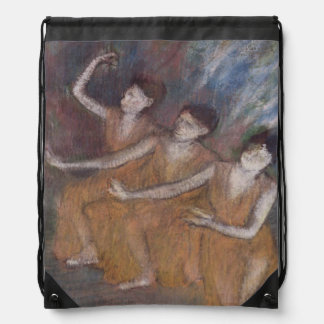 Bailarinas de Edgar Degas el | Trois Mochilas