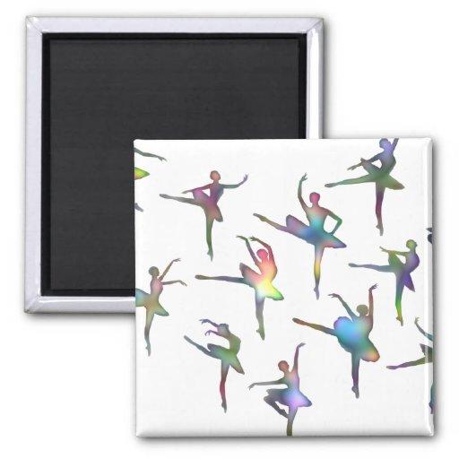 Bailarinas Imanes Para Frigoríficos