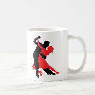 Bailarines 1 taza de café
