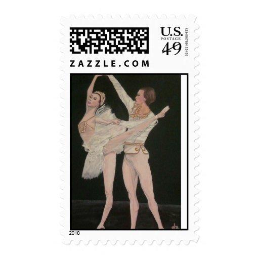 Bailarines de ballet envio