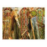 Bailarines de Banjouge, el Camerún Postal