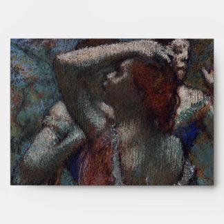 Bailarines de Edgar Degas Sobre