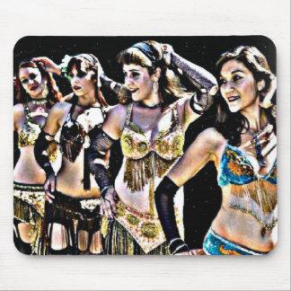 Bailarines de Joweh de la compañía Alfombrillas De Ratón