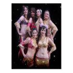 Bailarines de Joweh Tarjetas Postales