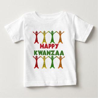 Bailarines de Kwanzaa Playera De Bebé