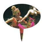 Bailarines de Ramayana, bailarines tradicionales h Figuras De Tarta