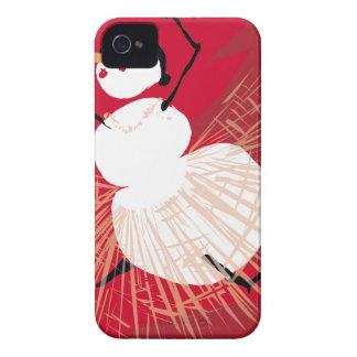 Bailarines del cascanueces carcasa para iPhone 4 de Case-Mate