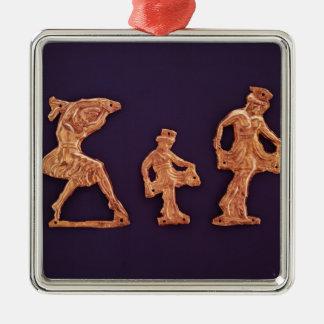 Bailarines del Demeter de la diosa Adornos De Navidad