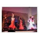 Bailarines del flamenco de Córdoba Tarjetas