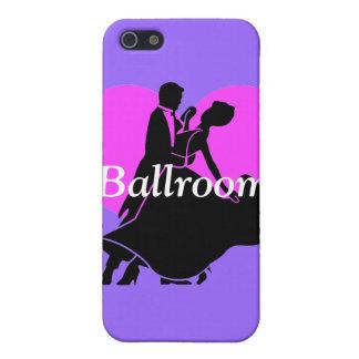 bailarines del salón de baile iPhone 5 carcasas