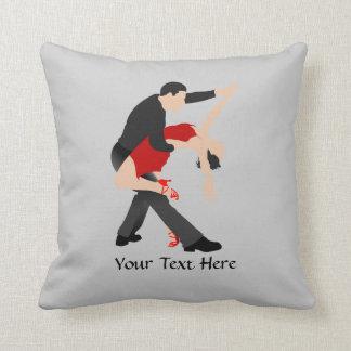 Bailarines del tango (modificados para requisitos  almohada