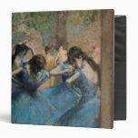 Bailarines en el azul, 1890