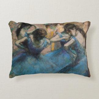 Bailarines en el azul, 1890 cojín