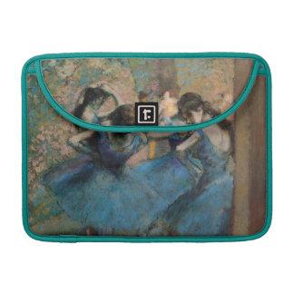 Bailarines en el azul, 1890 fundas para macbook pro