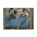 Bailarines en el azul, 1890 iPad mini carcasas