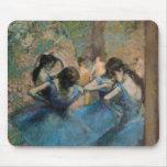 Bailarines en el azul, 1890 mousepads