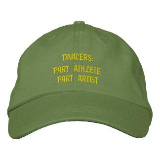 Bailarines - gorra ajustable personalizado gorra de beisbol bordada