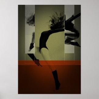 Bailarines Poster