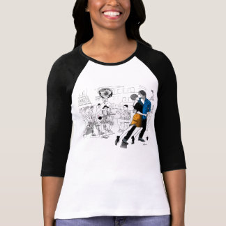 Bailarines Camisetas