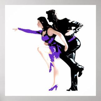 Bailarines Póster