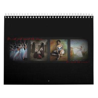 Bailarines Calendario