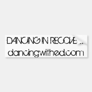baile a la pegatina para el parachoques baile a l pegatina de parachoque