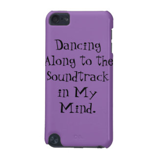 Baile adelante a la banda de sonido en mi mente funda para iPod touch 5G