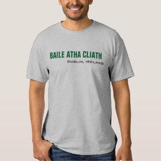 Baile Atha Cliath - Dublin T Shirt