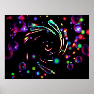 Baile con el Pleiades Posters