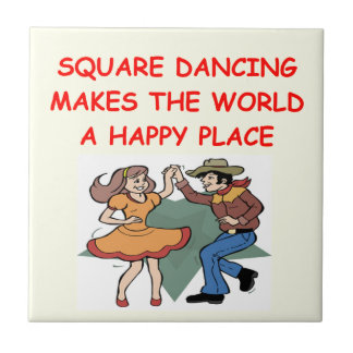 baile cuadrado azulejo cuadrado pequeño
