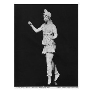Baile de Attis período helenístico Tarjeta Postal