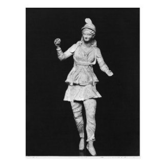 Baile de Attis, período helenístico Postal