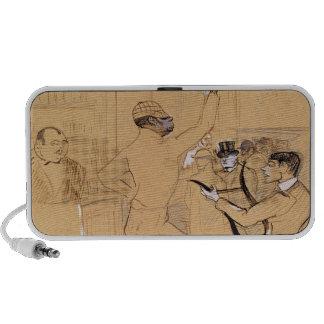 Baile de Chocolat, 1896 Laptop Altavoces