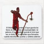 BAILE DE ELEGGUA DE LIZ LOZ TAPETES DE RATÓN