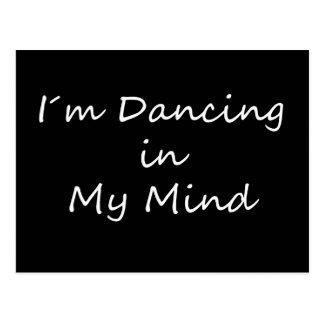 Baile de I´m en mi mente Tarjetas Postales