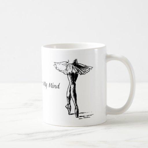 Baile de I´m en mi mente Taza De Café