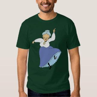 Baile de la abuelita - color remera